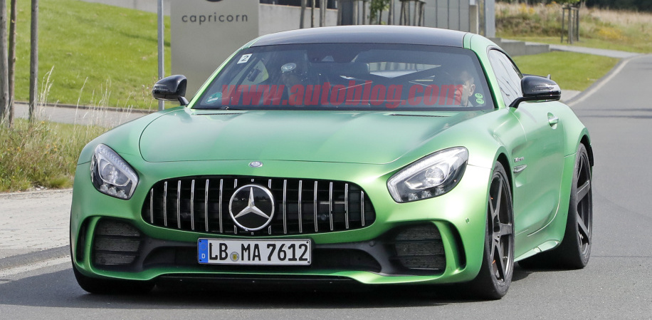 Mercedes-AMG GT R 'Black Series'
