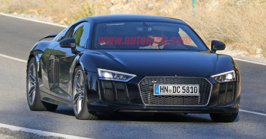 High-performance Audi R8 prototype could be new R8 GT
