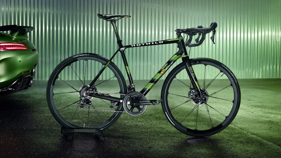 Aston Martin and Mercedes-AMG bicycles: Luxury branding has no bounds