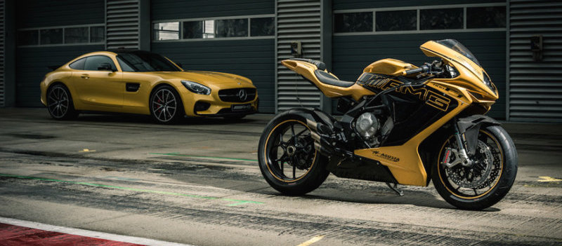 Mercedes AMG sells its stake in MV Agusta motorcycles