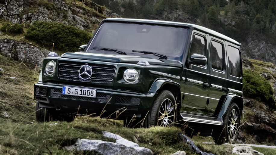 2019 Mercedes-Benz G-Class: Modern thinking inside the box