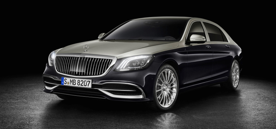 2019 Mercedes-Maybach S-Class gets even classier for Geneva