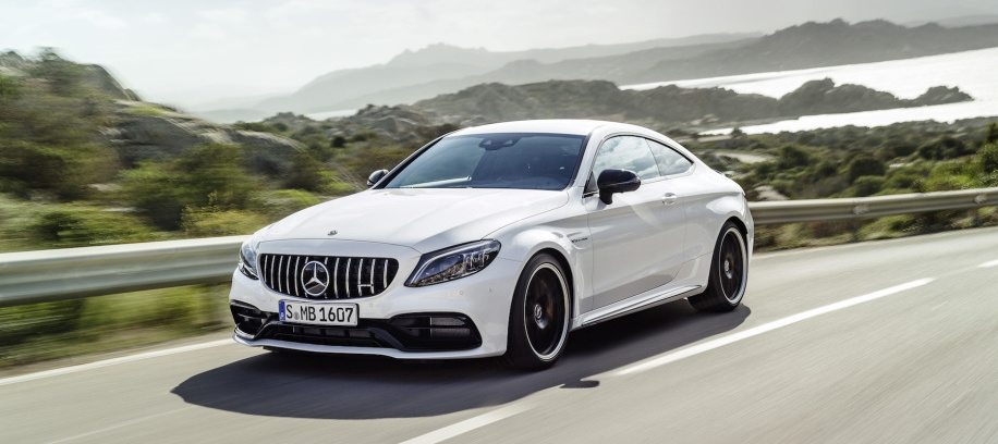 Mercedes-AMG introduces refreshed C 63 models in New York