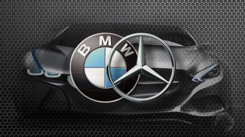 Future Mercedes A-Class, BMW 1 Series To Be Jointly Developed?