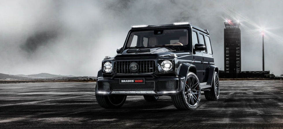 Brabus 800 Widestar sets a new bar at 789 hp