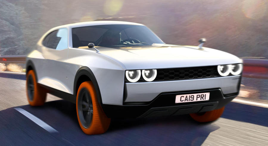 Back by popular demand: reinventing the Ford Capri
