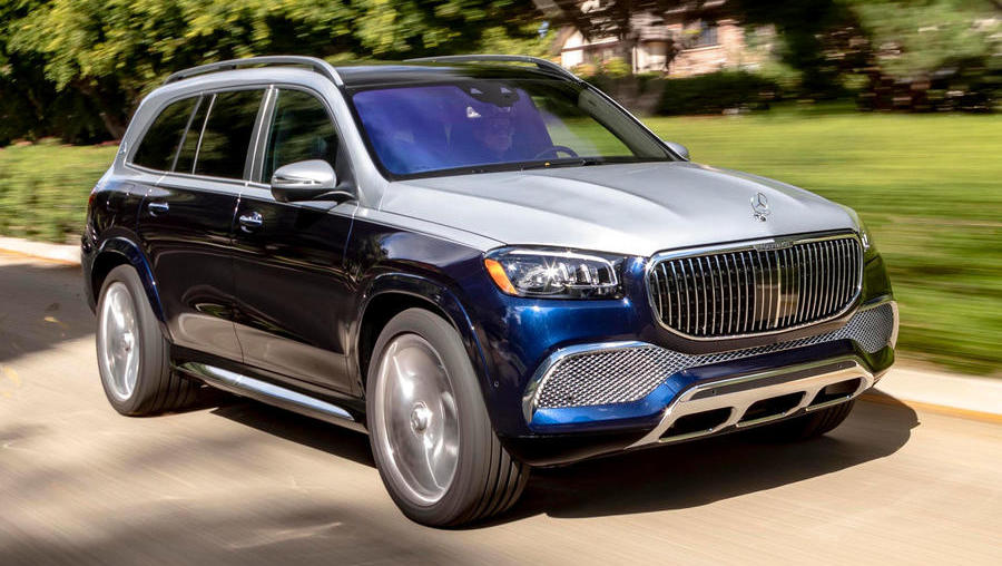 Mercedes-Maybach GLS 600 4Matic 2020 review