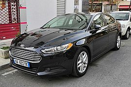 2015' Ford Mondeo