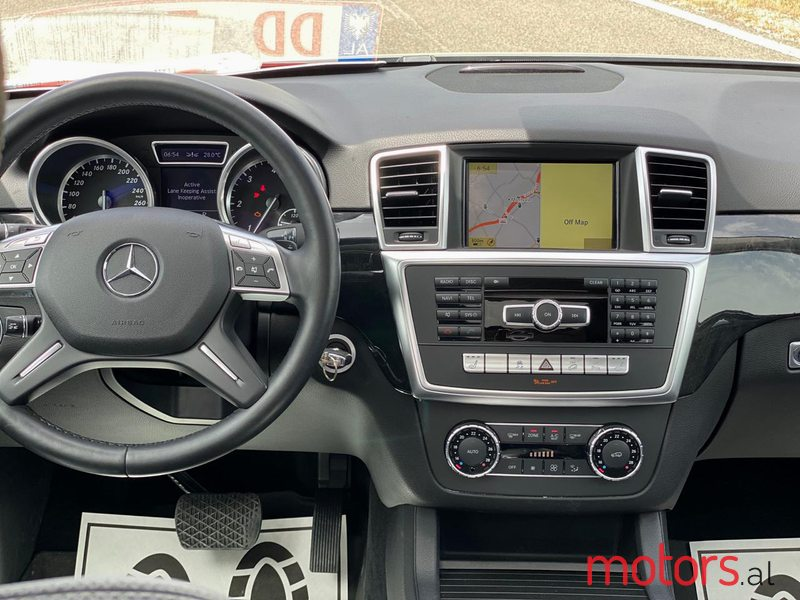 2012 Mercedes-Benz ML 350 in Durres, Albania - 4