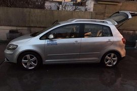 2007' Volkswagen Golf Plus