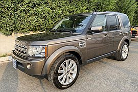2012' Land Rover Discovery