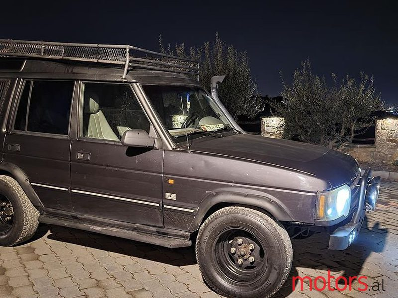 1996 Land Rover Discovery in Tirane, Albania