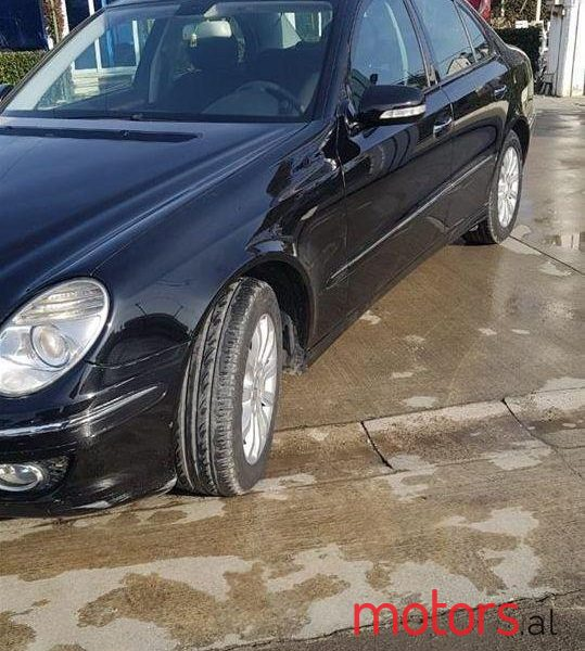 2008 Mercedes-Benz E 220 in Korce, Albania