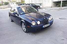 2006' Jaguar S-TYPE