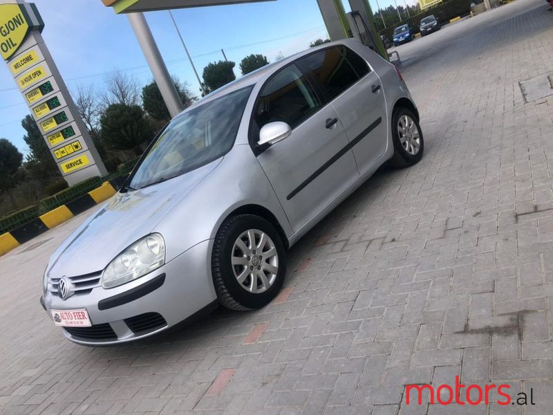2005 Volkswagen Golf in Fier, Albania