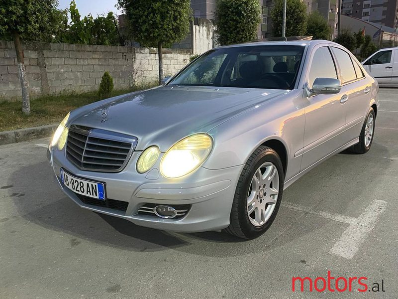 2008 Mercedes-Benz E 230 in Fier, Albania
