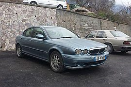 2004' Jaguar X-Type