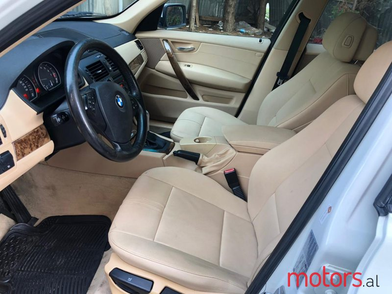 2008 BMW X3 in Durres, Albania - 7