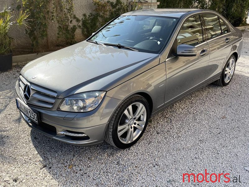 2010 Mercedes-Benz C 200 in Vlore, Albania