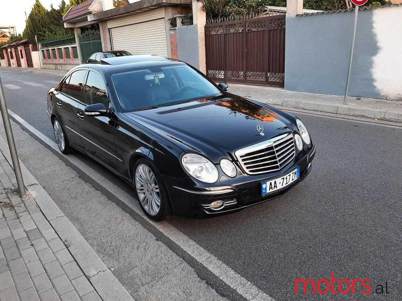 2007 Mercedes-Benz E 320 in Tirane, Albania