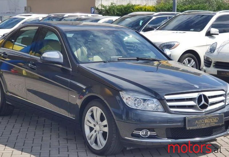 2007 Mercedes-Benz C 220 in Korce, Albania