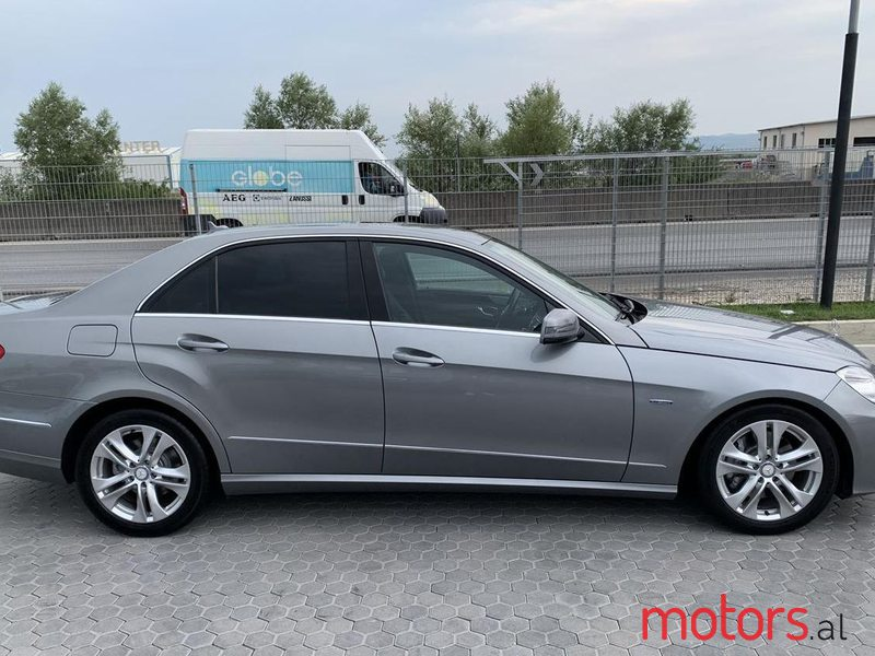 2010 Mercedes-Benz E 350 in Durres, Albania