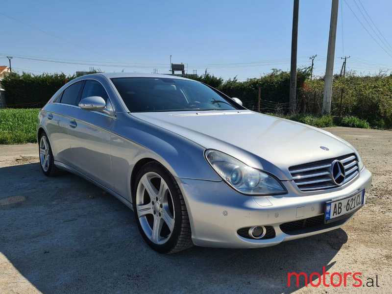 2008 Mercedes-Benz CLS 320 in Durres, Albania