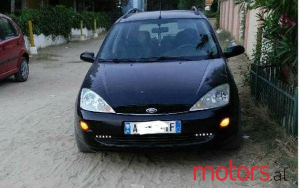 2001 Ford Focus For Sale Durres Albania