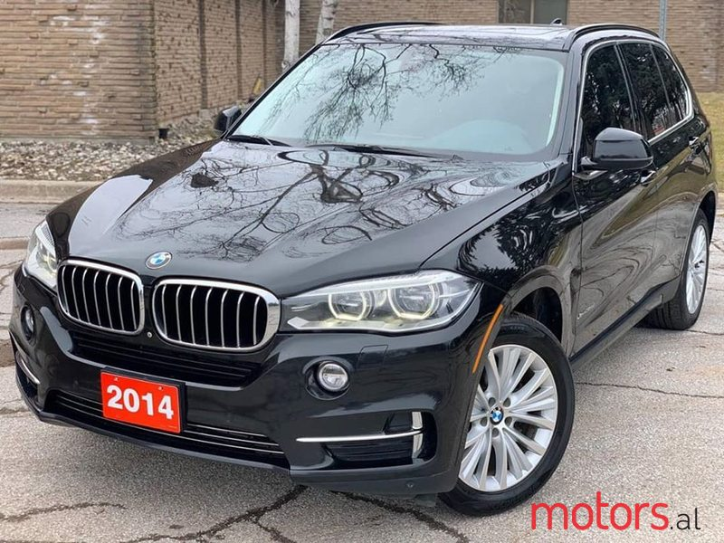 2014 BMW X5 in Durres, Albania - 3
