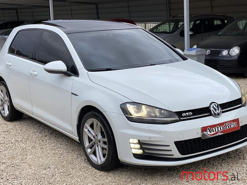 2014 Volkswagen Golf in Kavaje, Albania
