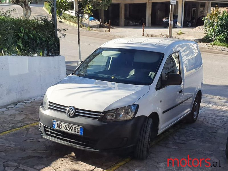 2011 Volkswagen Caddy in Fier, Albania