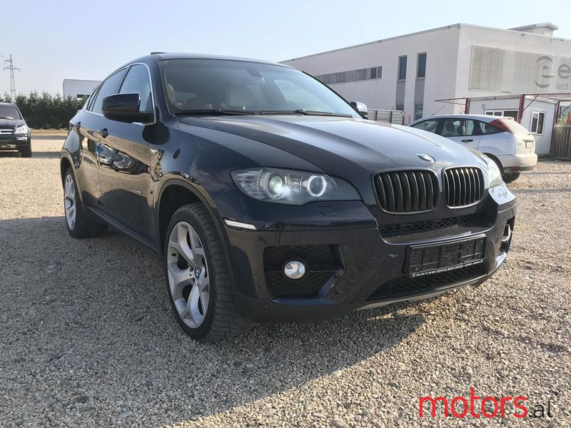 2008 BMW X6 in Durres, Albania