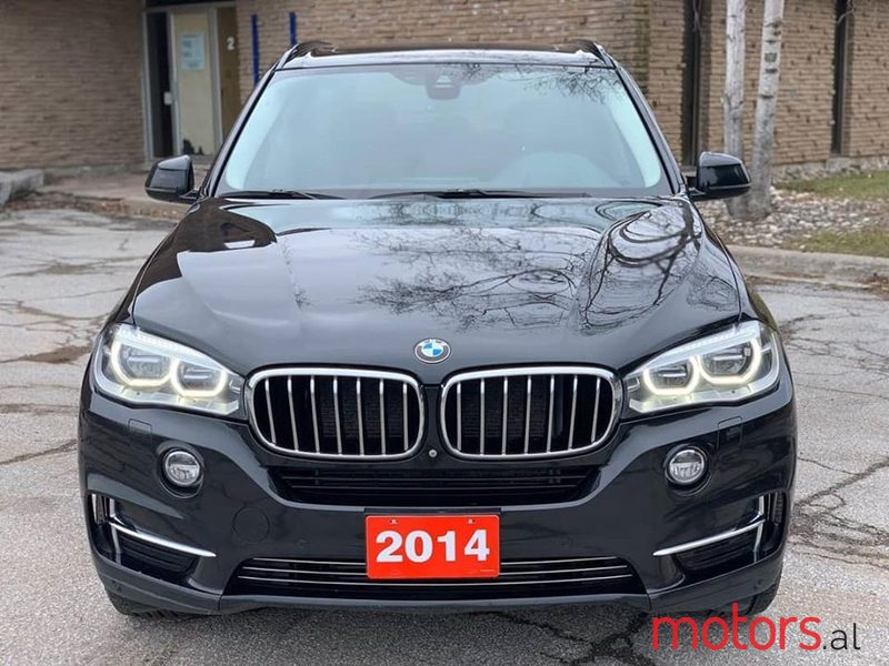 2014 BMW X5 in Durres, Albania