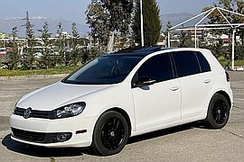 2010' Volkswagen Golf