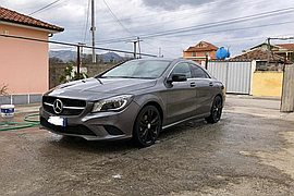 2014' Mercedes-Benz CLA 180