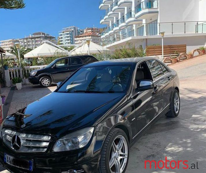 2008 Mercedes-Benz C 320 in Tirane, Albania