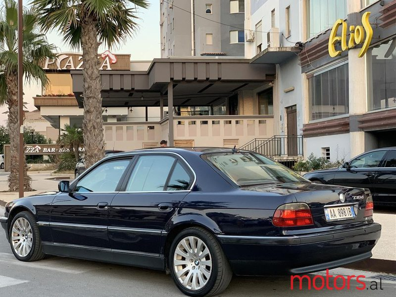 2000 BMW 730 in Durres, Albania