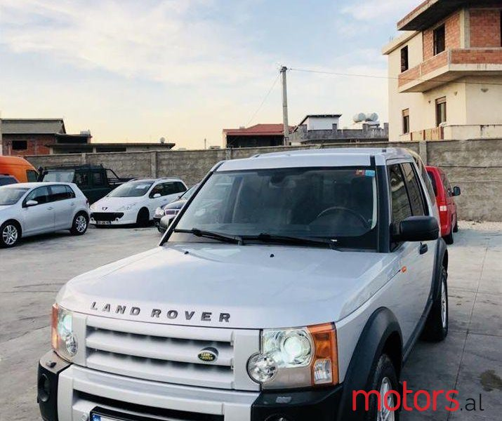 2005' Land Rover Discovery For Sale