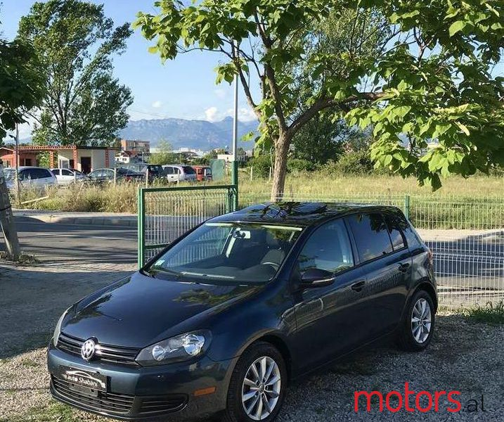 2011 Volkswagen Golf in Tirane, Albania