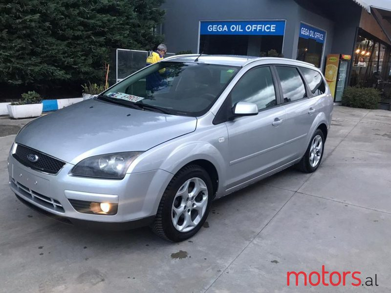 2007 Ford Focus in Bulqize, Albania