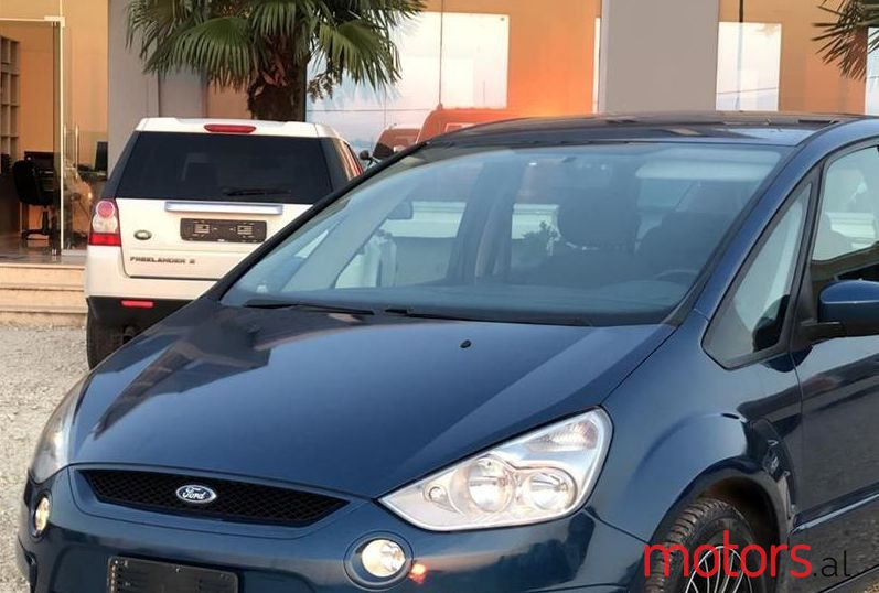 2007 Ford S-Max in Fier, Albania