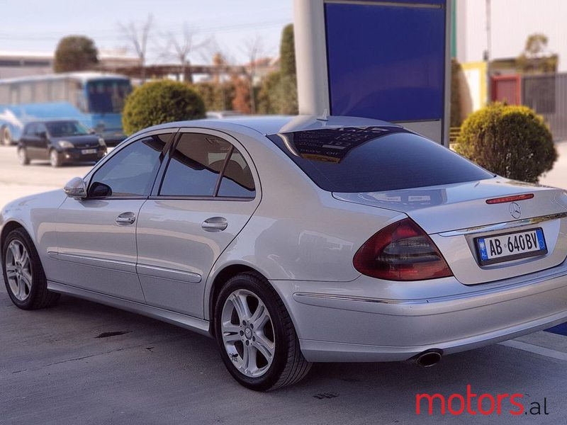 2007 Mercedes-Benz E 220 in Durres, Albania