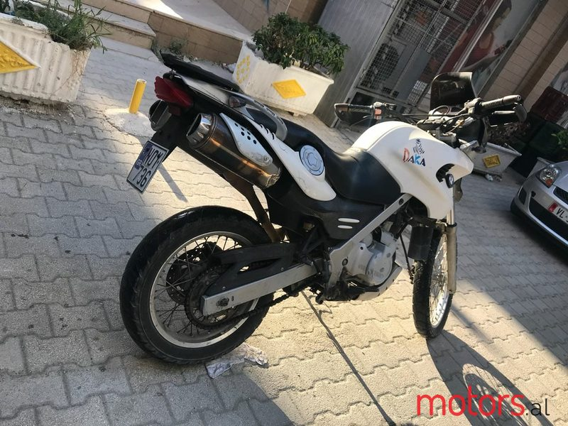 2004 BMW F650gs in Vlore, Albania