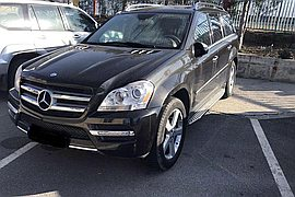 2009' Mercedes-Benz GL 320