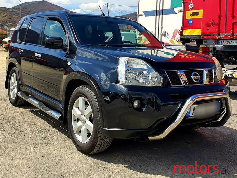 2009 Nissan X-Trail in Pogradec, Albania