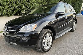 2008' Mercedes-Benz ML 320