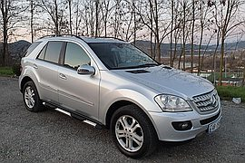 2007' Mercedes-Benz ML 350
