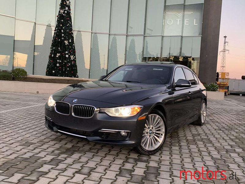 2015 BMW 328 in Fier, Albania