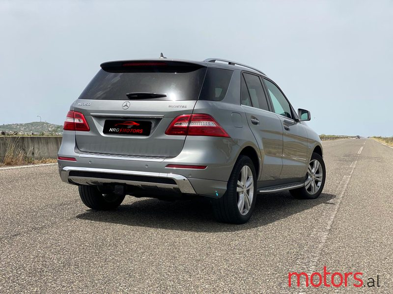 2012 Mercedes-Benz ML 350 in Durres, Albania - 3
