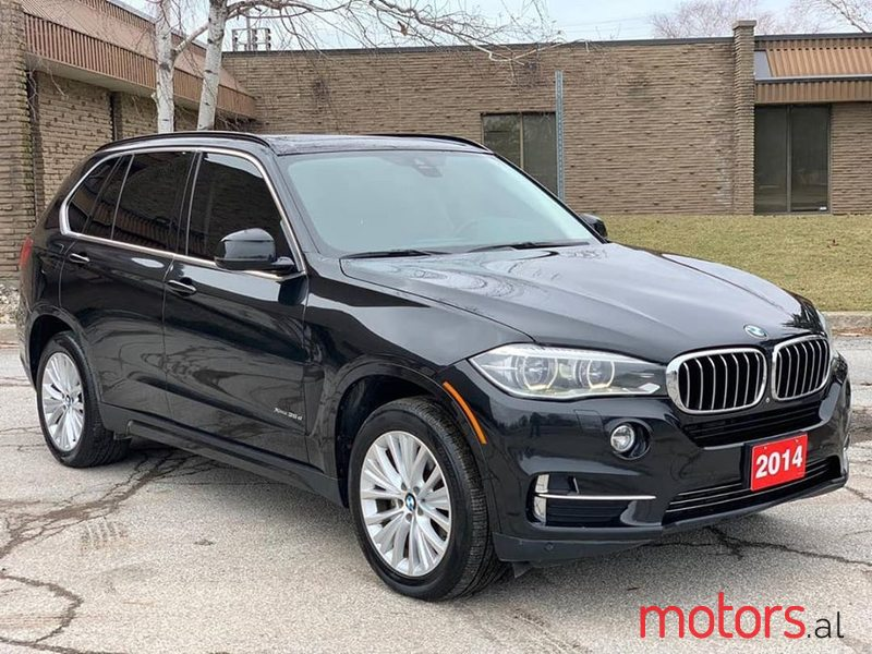 2014 BMW X5 in Durres, Albania - 2
